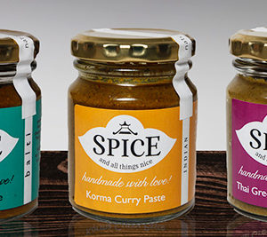 Curry Pastes (125ml)